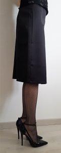 VENDU - Superbe jupe plissée style satin