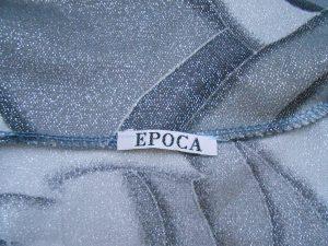 Chemise gris brillant Epoca