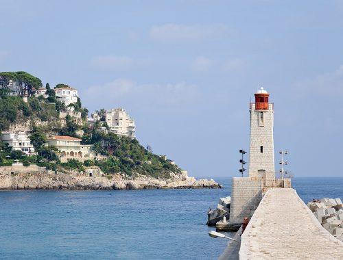 Phare de Nice (Alpes-Maritimes, France)